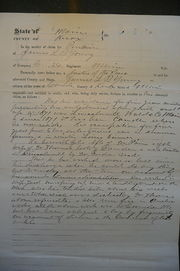 Affidavit of James L. B. Young